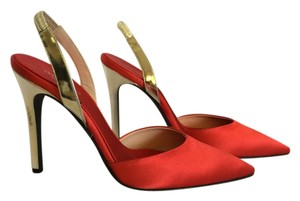 Giambattista Valli Red Pumps