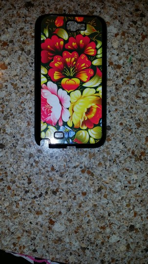 Unknown Samsung Galaxy Note III Floral Case