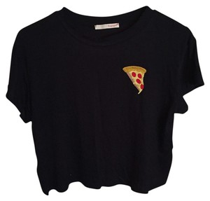 Papaya T Shirt Black