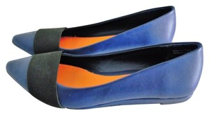 CL by Laundry Dark blue & black Flats