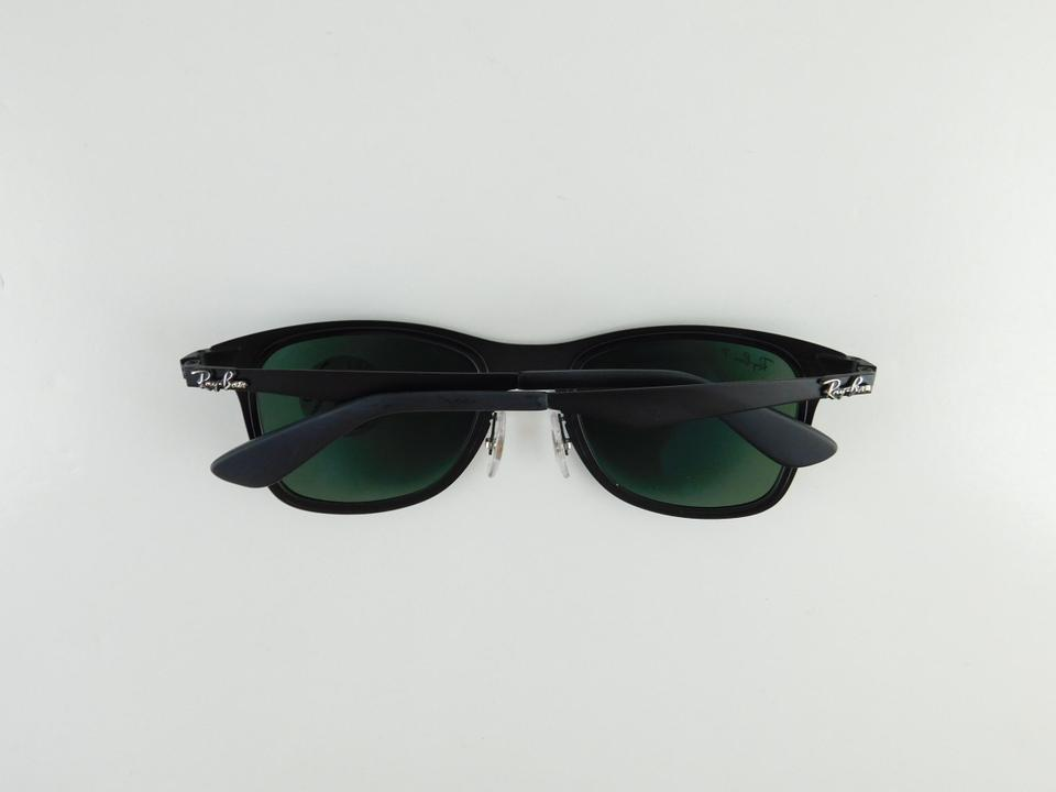 76a35ba927 ... glasses Fake Ray Ban Wayfarer 2140 Green  are ray bans made in italy