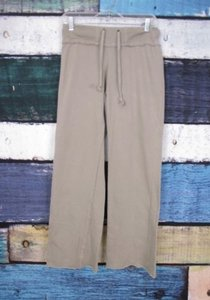 Joie Anthropologie Taupe Cotton Lounge Sweatpants Sweats Pants Sweatshirt