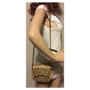 Gucci Sneak Skin Crossbody Hardware Shoulder Bag