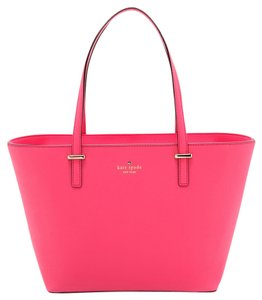 Kate Spade Hot Hot Tote in Cabaret Pink