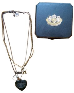 Juicy Couture Juicy Couture Heart and Charms