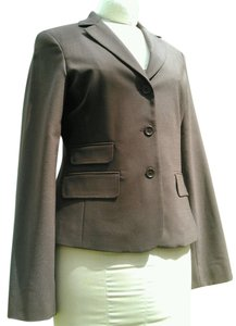 BCBGMAXAZRIA Jacket Professional Brown Blazer