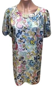 See by Chlo short dress Multi Color Floral on Tradesy