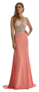 Morell Maxie Size 0 Prom Chiffon Dress