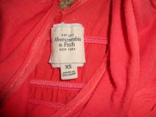 Abercrombie & Fitch Top coral Image 1
