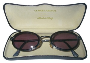 Giorgio Armani Giorgio Armani 258-S 1062 Sunglasses & Case Made in Italy