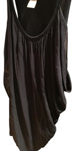 Marciano Date Night Greecian Elegant Chic Top Black