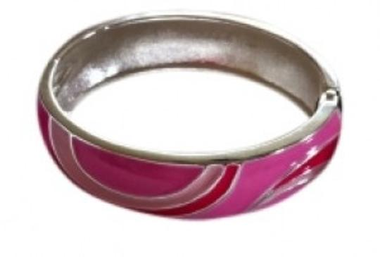 Preload https://item1.tradesy.com/images/mixit-pink-silver-funky-mod-bracelet-bangle-geometric-149730-0-0.jpg?width=440&height=440