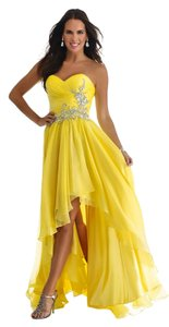 Morrell Maxie Chiffon Prom Size 6 Dress