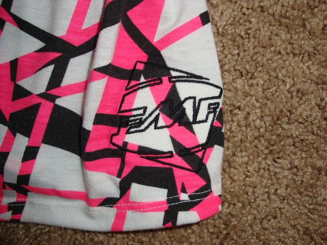 FMF short dress Black, White, Pink on Tradesy Image 1