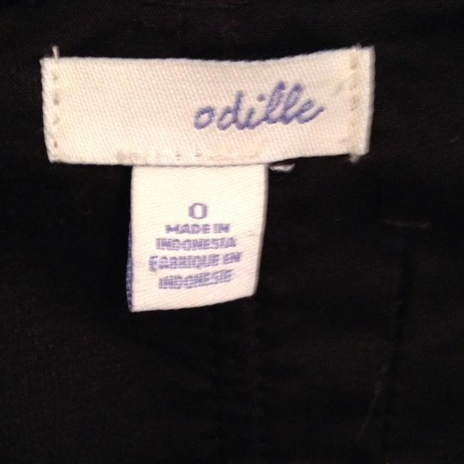 Odille Top Black And White