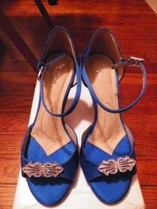 Angela Nuran Royal Blue Formal Size US 5.5