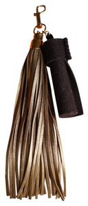Louis Vuitton Louis Vuitton Runway Gold/Bronze Rainbow Tassel Bag Charm