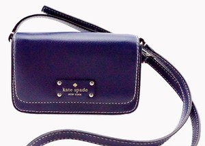 Kate Spade Blue Preloved Cross Body Bag