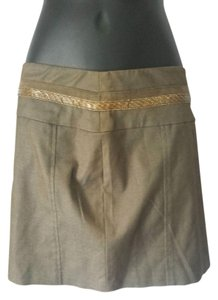 BCBGeneration Mini Skirt Brown