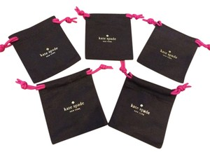 Kate Spade Five (5) Small Kate Spade Storage Dustbags