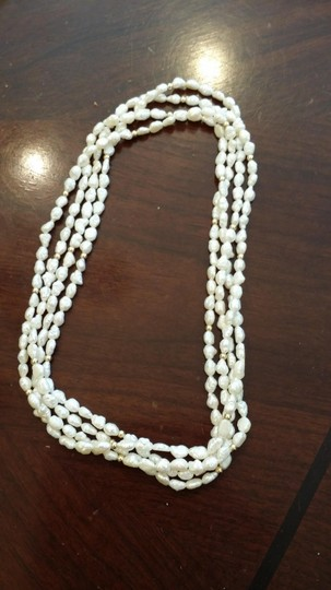 Preload https://item3.tradesy.com/images/vintage-two-vintage-fresh-water-pearl-necklaces-1497567-0-0.jpg?width=440&height=440