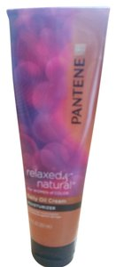 Pantene Pantene relax and natural daily oil creme