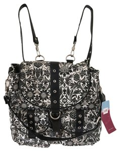 Gigi Hill Black Diaper Bag