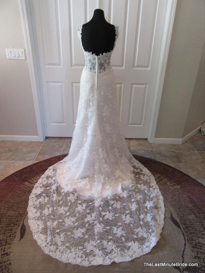 Private label by g 1537 wedding dress on sale 41 off for Private label wedding dresses