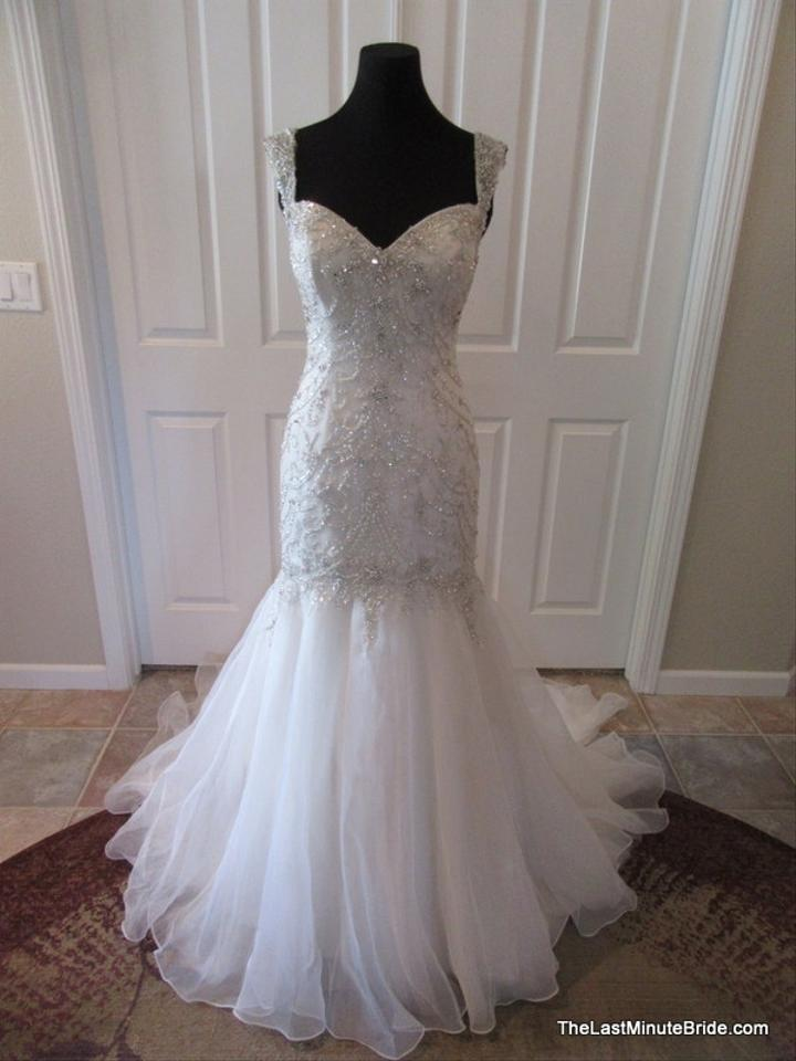 Maggie sottero melissa wedding dress on sale 29 off for Maggie sottero wedding dress sale