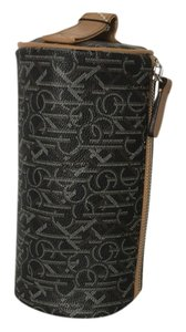 Calvin Klein Collection Wristlet in Black