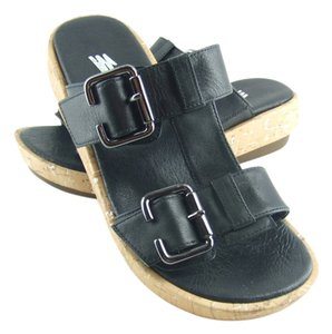 Antelope 75% Off Retail Sizes 36-40 I Strap Black, Brown or Lime Leather Sandals