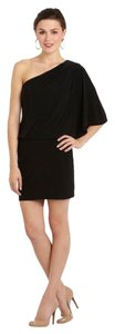 Jessica Simpson short dress Black on Tradesy