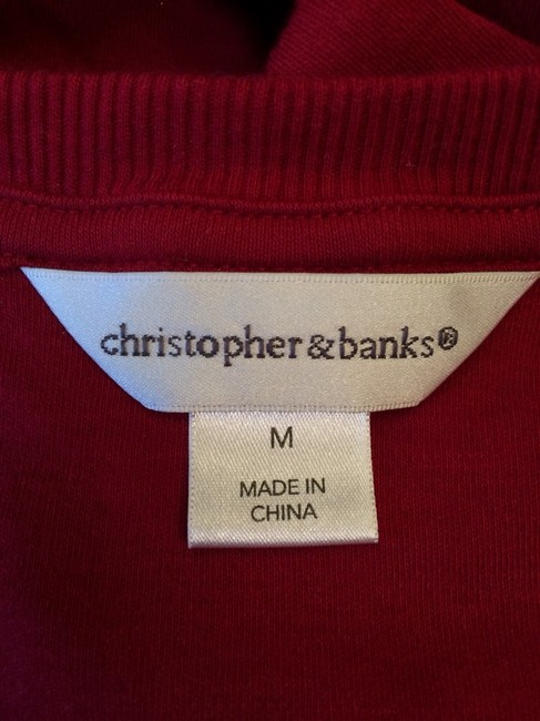Christopher & Banks Sweater Image 1