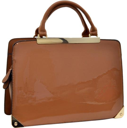 Preload https://img-static.tradesy.com/item/1497945/faux-zip-around-briefcase-wremovable-shoulder-strap-brown-patent-satchel-0-0-540-540.jpg