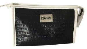 Kenneth Cole Reaction Black/ White Clutch