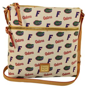 Dooney & Bourke & Fla Gators Collegiate Cross Body Bag