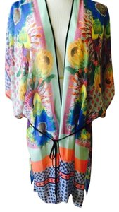 Clover Canyon Kimono Cover Up Colors Tunic
