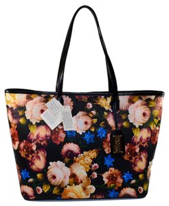 Badgley Mischka Badgly Victoria Tote in Black multi
