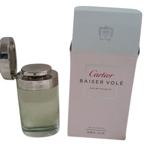 Cartier Cartier Baiser Vole EDT 3.4oz. Open box