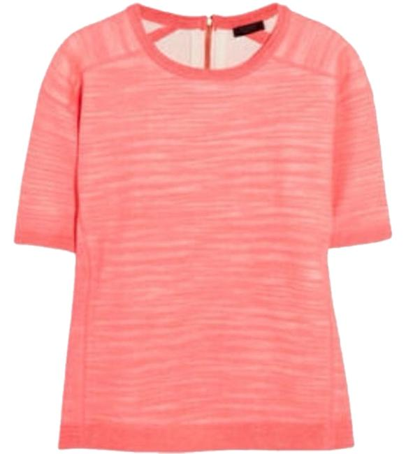 Preload https://item2.tradesy.com/images/jcrew-flamingo-collection-merino-wool-blend-sweaterpullover-size-2-xs-1498171-0-0.jpg?width=400&height=650