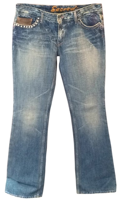 Preload https://img-static.tradesy.com/item/14982391/boot-cut-jeans-size-31-6-m-0-1-650-650.jpg