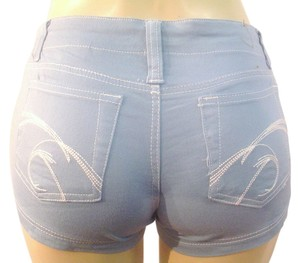 Younique Clothing Mini/Short Shorts BLUE