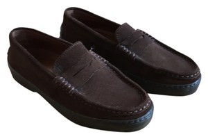 Tod's Chicolate Brown. Flats