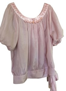 Karlie Top Light pink