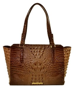 Brahmin West Lake Melbourne Tote in Mink