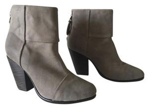 Rag & Bone Gray Boots