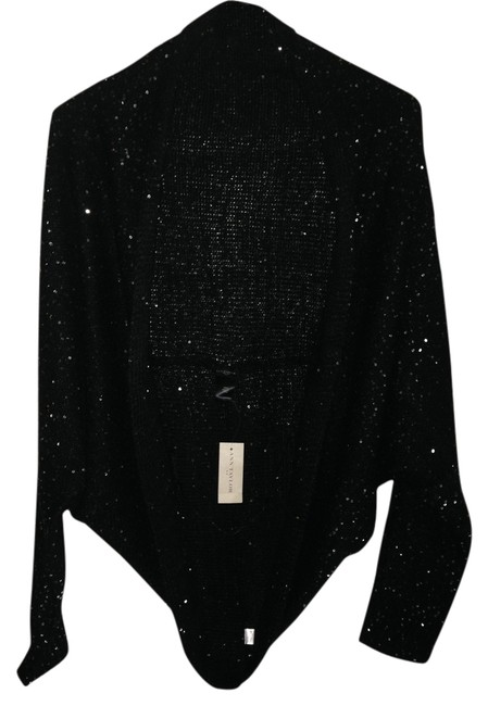 Ann Taylor Glitter Knit Glam Sweater Image 0