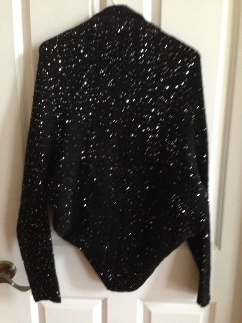 Ann Taylor Glitter Knit Glam Sweater Image 1