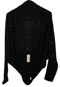 Ann Taylor Glitter Knit Glam Sweater