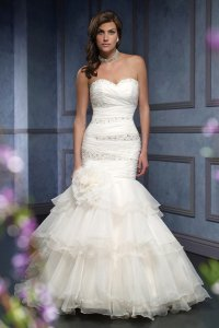 Mia Solano M1124l Wedding Dress